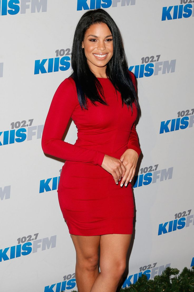 jordin sparks | JORDIN SPARKS at 2012 KIIS FM's Jingle Ball in Los Angeles
