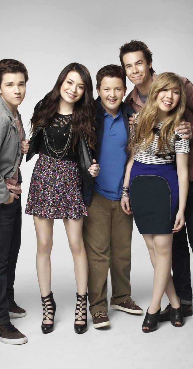 iCarly (TV Series 2007–2012) - IMDb