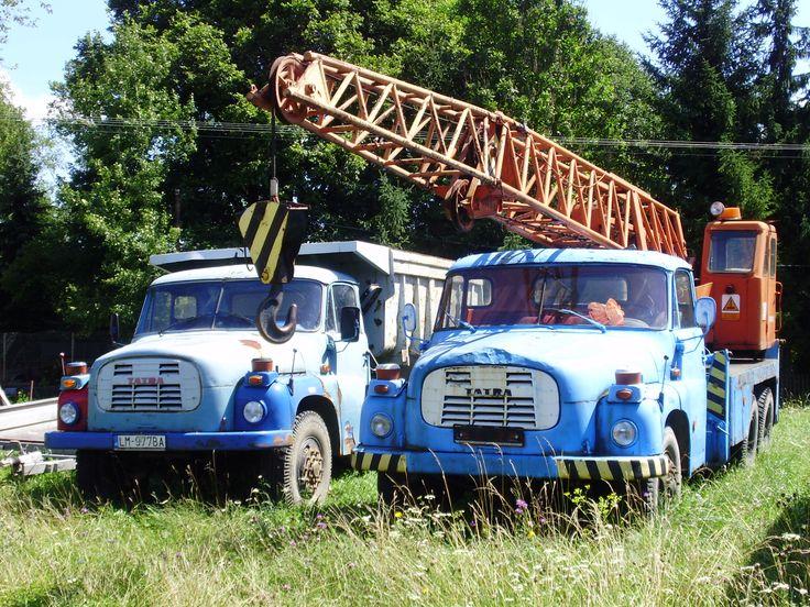 Tatra trucks
