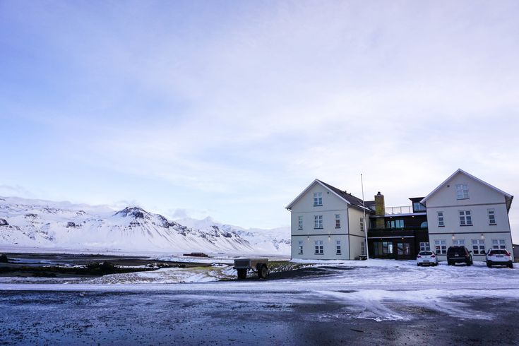 Iceland Accommodation: An Evening at the Charming Hotel Budir