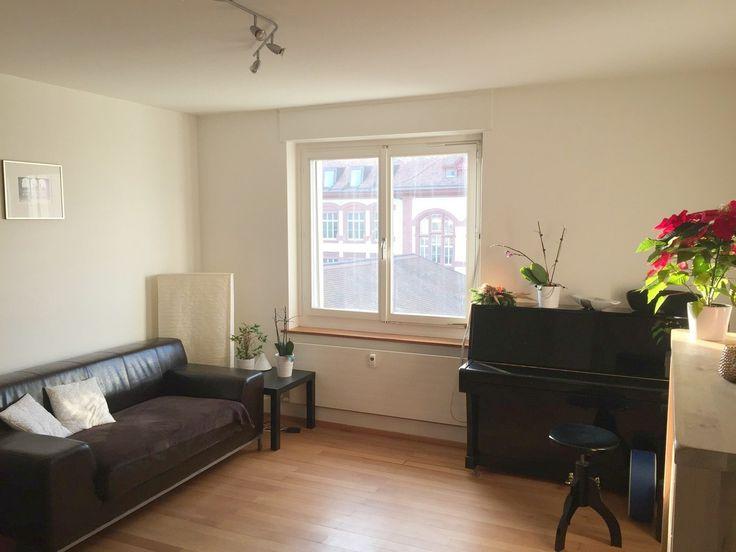 schöne 2 Zimmer Wohnung in Basel
