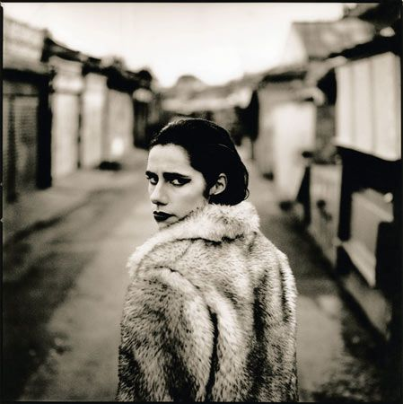 PJ Harvey by Anton Corbijn