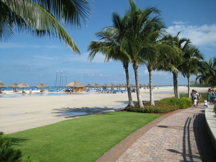 Marco Island, Florida is the