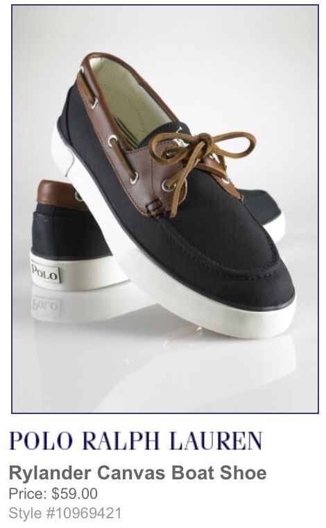 Ralph Lauren Polo shoes