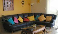 Seafarer Chase Apartments - Top Floor 2 Bedroom Apartment (Lounge) - Caloundra Sunshine Coast Accommodation