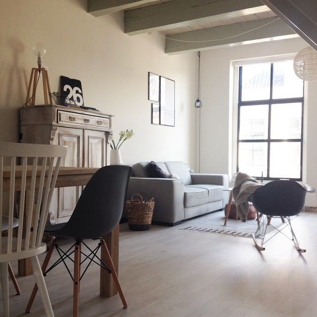 25 beste idee n over balken plafonds op pinterest balkenplafond gewelfd plafond keuken en - Kamer met balken ...
