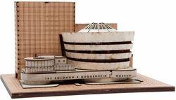 Guggenheim Architectural Model