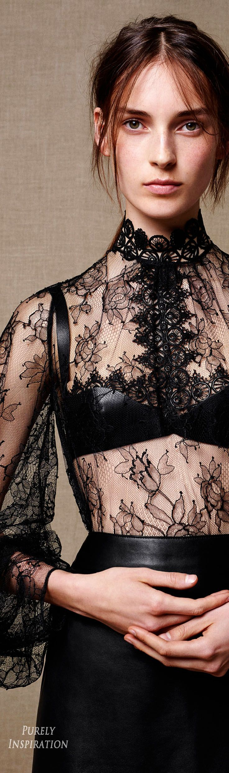 Alexander McQueen FW2015 Women's #Fashion RTW | Purely Inspiration