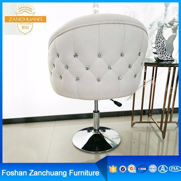 Source Beauty salon furniture used stainless steel white hair salon chairs for sale on m.alibaba.com