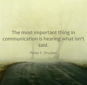 Listening to everything is the corner stone of leadership