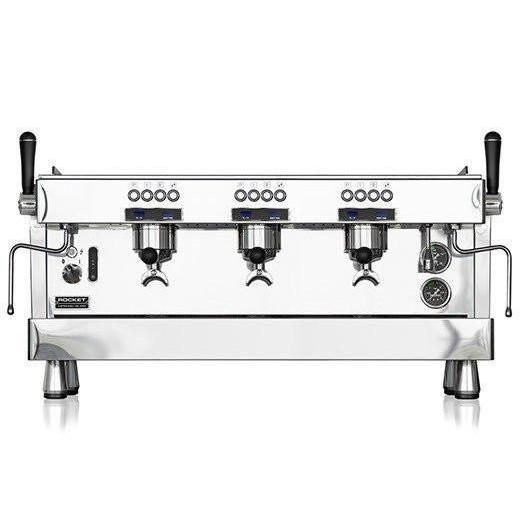 the commercial rocket espresso r9 automatic espresso machine 3 group is perfect for any coffee