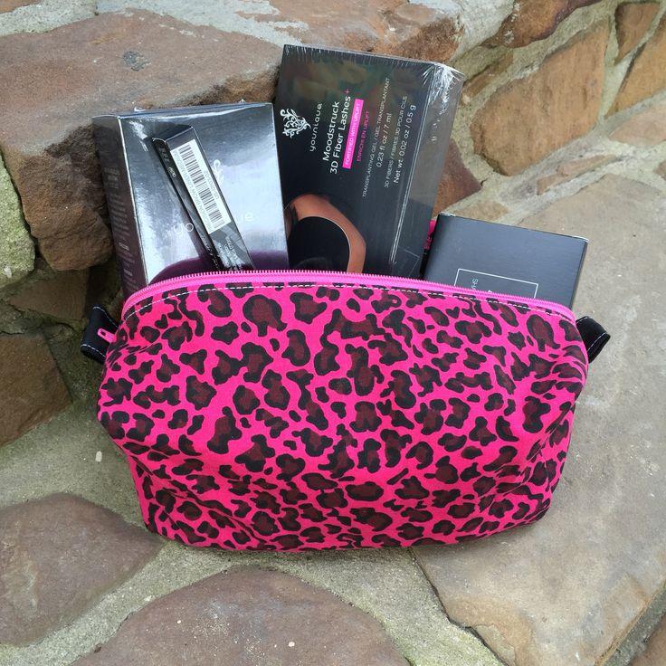 Fabric Makeup Bags