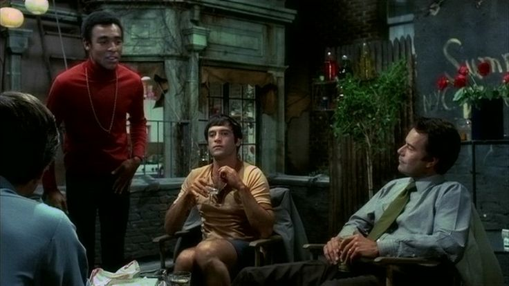 Essential Gay Themed Films To Watch, The Boys in the Band http://gay-themed-films.com/watch-boys-in-the-band/