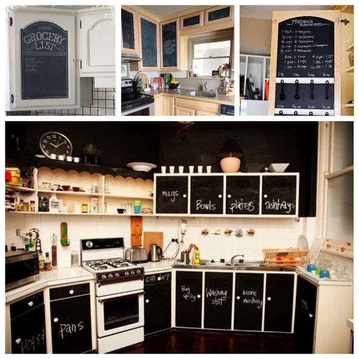 M s de 25 ideas incre bles sobre forrar armarios en - Vinilo muebles cocina ...