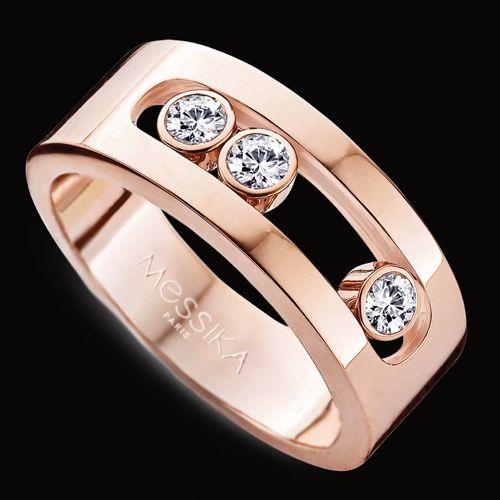 Symbole de l'engagement, bague d'amour, l'alliance est une incarnation du mariage. Ce qui n'est pas une raison pour qu'elle soit plan-plan ! Alors ronde, c