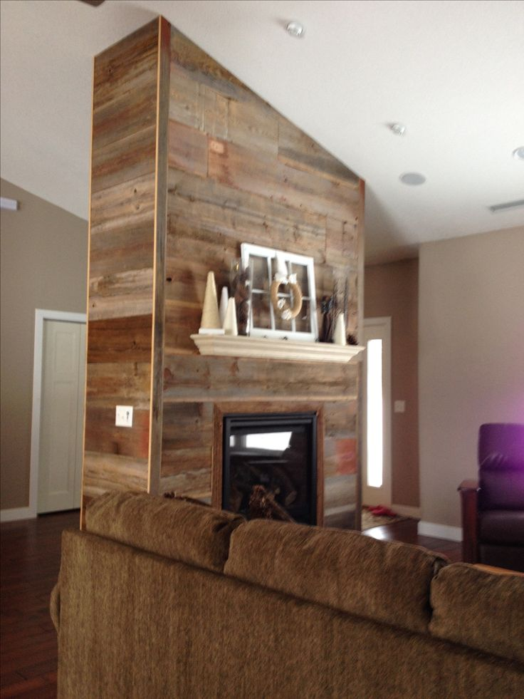 Reclaimed wood fireplace - 25+ Best Ideas About Reclaimed Wood Fireplace On Pinterest