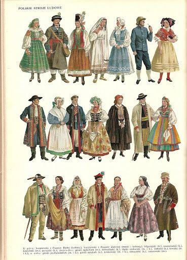 Polish Folk Clothes - GrażynkaMagda - Picasa Web Albums