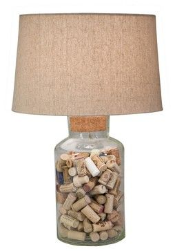 fillable glass lamp seashells google search decor for. Black Bedroom Furniture Sets. Home Design Ideas