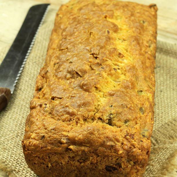 Cake Aux L Ef Bf Bdgumes Et Olives