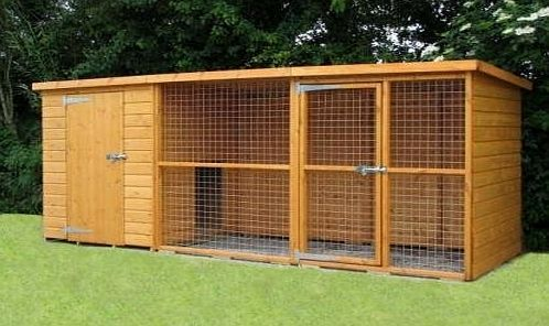 UK Kennels Sussex Dog Kennel And Run(10ft x 4ft) Sussex dog kennel and run 10ft x 4ft x 5ft high. 8 Hinges. 4 black tower bolts. 2 x 2 12 gauge galvanised mesh. Tanalised timber floor. http://www.comparestoreprices.co.uk/december-2016-week-1-b/uk-kennels-sussex-dog-kennel-and-run-10ft-x-4ft-.asp