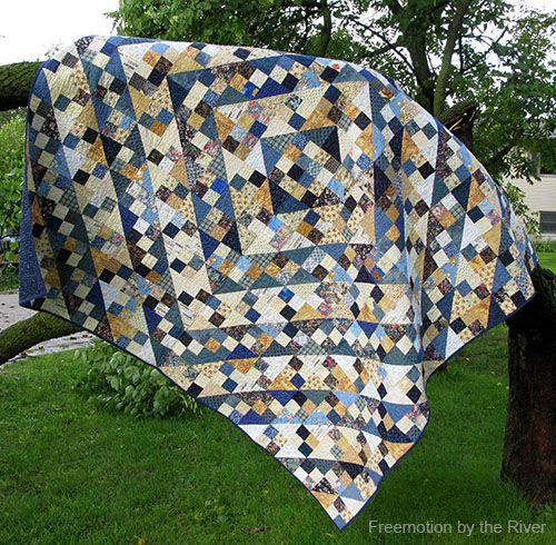 Blue Ridge Beauty Quilt More Bonnie Hunter Ideas