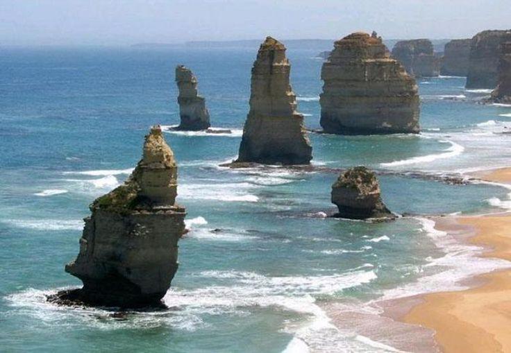 12 апостолов, Виктория, Австралия