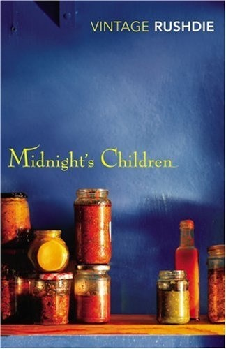 I tried, it won, I lost. I couldn't finish it sorry! Salman Rushdie:MIdnight's Children, Vintage.