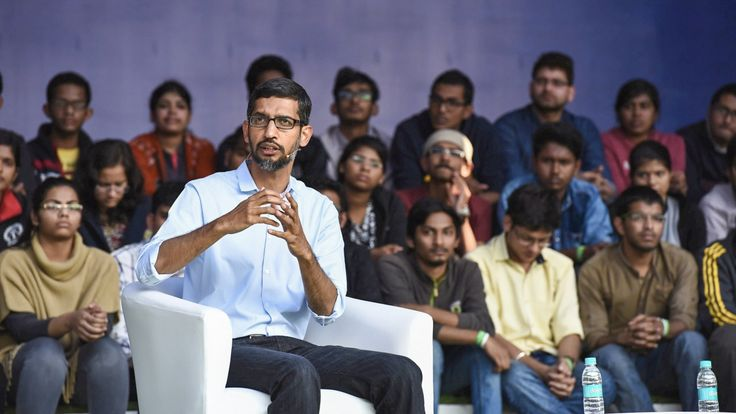 10 key takeaways for a better India from Sundar Pichai's interaction with students at IIT-KGP