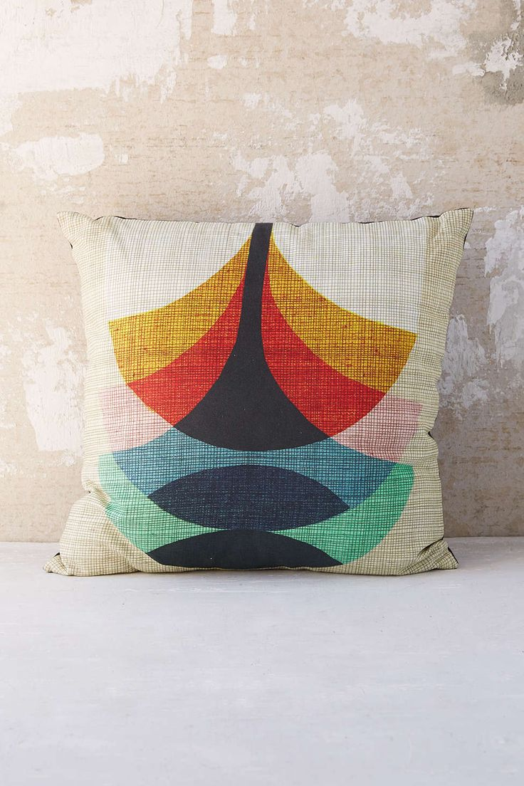 Inaluxe Press Together Pillow - Urban Outfitters