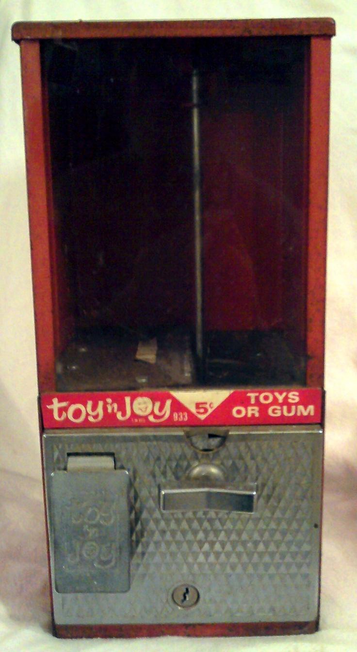 Toy N Joy Machine : Best vending machine images on pinterest