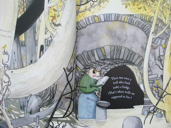 the troll by julia donaldson pdf