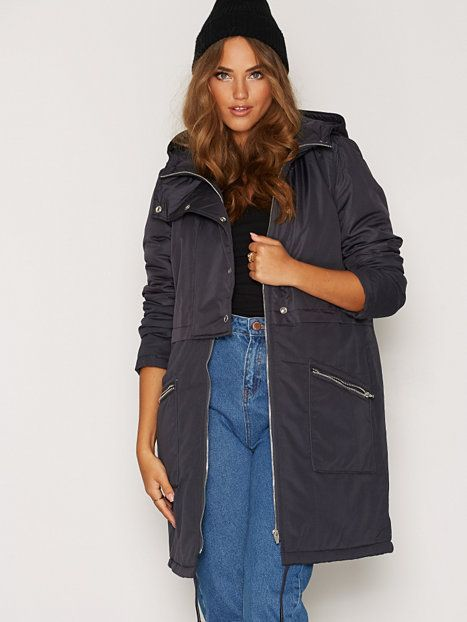 VIGENNA PADDED COAT TB