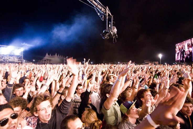 Stage Paris - Crowd