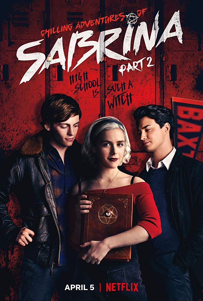 Sabrina Goes Full Dark Magic In The New Chilling Adventures Of Sabrina Trailer Tv Series To Watch Sabrina Sabrina Spellman
