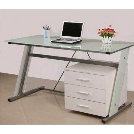 17 mejores ideas sobre mesa escritorio cristal en pinterest ...
