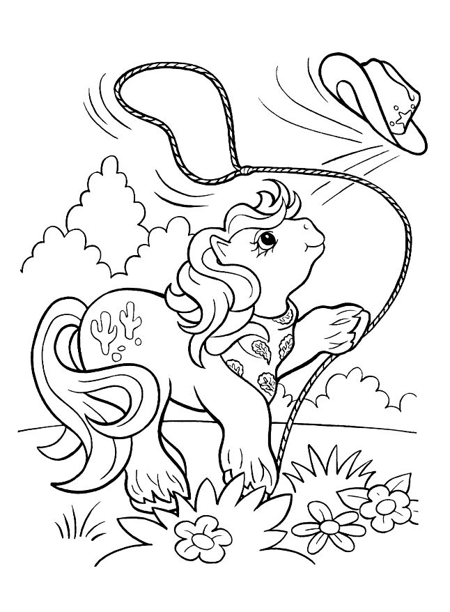 my little pony digi stamps - Google Search