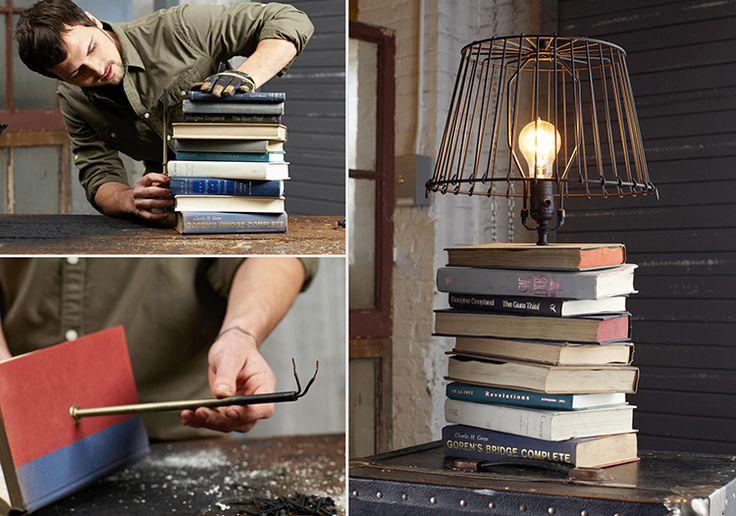 15 fa ons de recycler son vieux stock en objets utiles bougies et lumi res pinterest. Black Bedroom Furniture Sets. Home Design Ideas