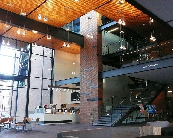 University Of Washington Foster School Business Phase I PACCAR Hall Seattle WA Modern