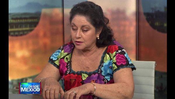 """""""Si las telenovelas no están funcionando es porque el género masculino usurpó el melodrama femenino"""", dice la actriz mexicana Angélica Aragón hablando de la televisión actual y recuerda…"""