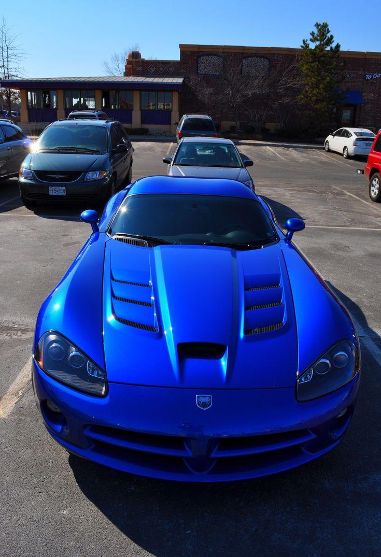 Dodge Viper - LGMSports.com #dodgeviperblue