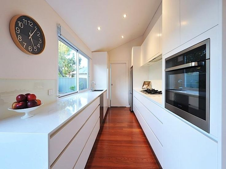 What I Based My Kitchen On   White Gloss Vinyl Wrap Cupboards, No Handles
