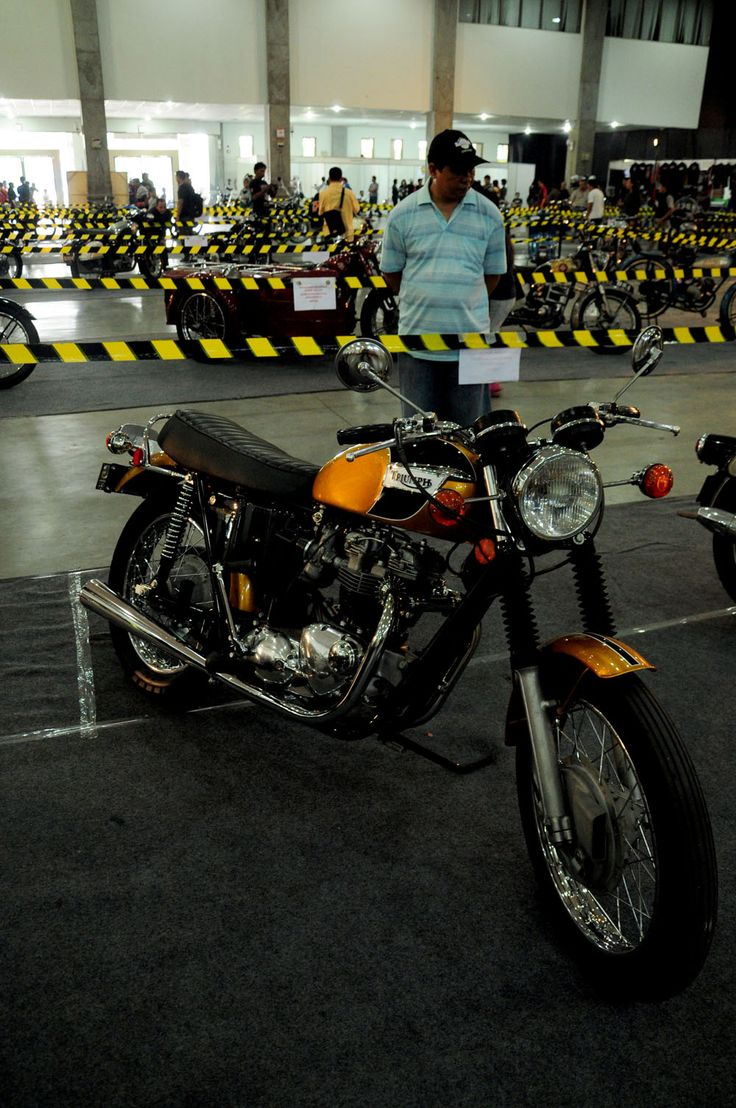 Triumph -Jogja Expo Center-