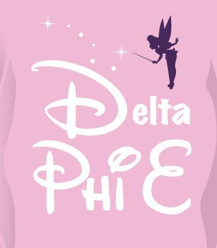 delta phi epsilon   sorority sugar