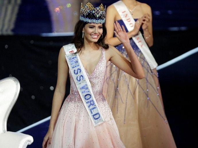 Корону «Мисс Мира» получила пуэрториканка Стефани Дель Валле