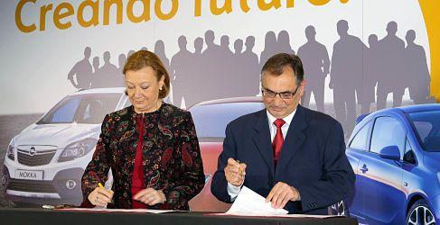 GM creará 1.400 puestos de trabajo en España hasta 2018