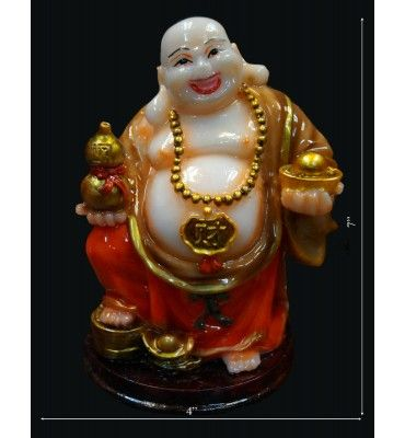 Launghing Budhha Having Articles In Both Hands @ Rs 800  http://www.krafthub.com/decoratives/statues-showpiece/launghing-budhha-having-articles-in-both-hands.html Find Latest offers, Discount coupons, Free Home Delivery Available across India.