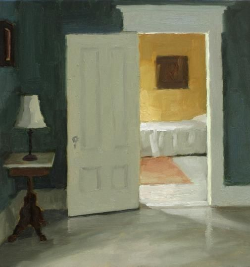 PAUL SCHULENBURG Bedroom Door