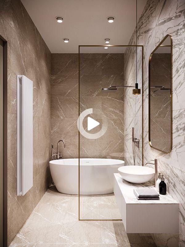 Redirecting In 2021 Modern Luxury Bathroom Washroom Design Small Bathroom Interior Classic bathroom tile design 2021