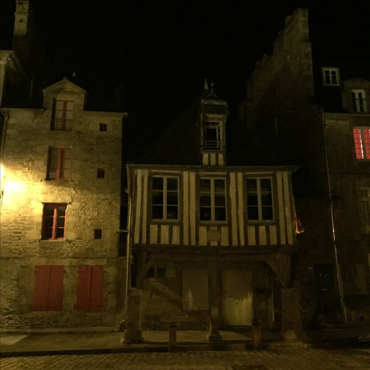 Our house. Dinan