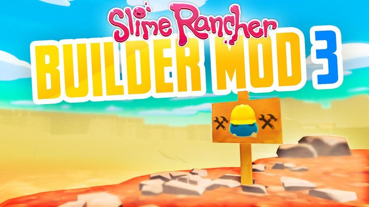 HUGE WASTELAND ZONE in Slime Rancher Betterbuild Mod Part 3 - Slime Ranc...